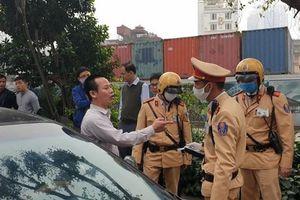 Hà Nội: Phạt nặng tài xế gây tai nạn giao thông vi phạm nồng độ cồn