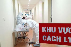 Huyện Sóc Sơn còn gần 150 trường hợp cách ly bắt buộc