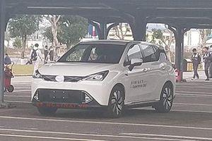 Xe ôtô giá rẻ Vinfast hoàn toàn mới lộ diện tại Việt Nam