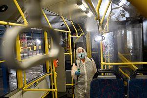 COVID-19: Ukraine tuyên bố tình trạng khẩn cấp tại thủ đô Kiev