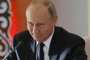 Ông Putin đã được như ý