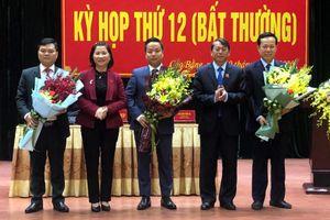 Cao Bằng có Phó chủ tịch UBND tỉnh 8X