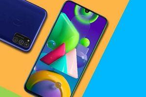 Samsung trình làng Galaxy M21 pin khủng giá chỉ 4 triệu