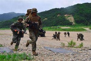 Hàn Quốc và Mỹ còn bất đồng trong đàm phán chia sẻ chi phí quân sự