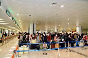 Hành khách các nước đến Việt Nam sẽ phải cách ly tập trung 14 ngày