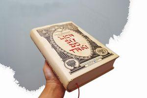 Cuốn sách sử gần 900 trang tái bản sau 10 ngày phát hành