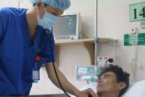 2 bệnh viện ở miền Tây chung tay cứu sống người đàn ông tiên lượng tử vong