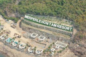 Xử phạt Công ty CP Hòn Tằm vì hủy hoại môi trường biển Nha Trang
