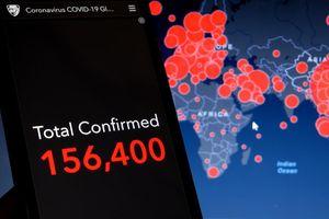 Phần mềm độc hại đội lốt bản đồ COVID-19 do thám điện thoại Android