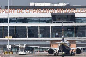 Dịch COVID-19: Bỉ đóng cửa sân bay Charleroi ít nhất 2 tuần