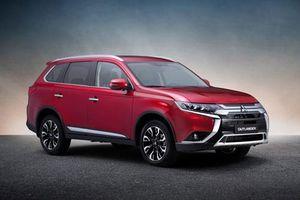 Đánh giá Mitsubishi Outlander 2020: Giá từ 825 triệu, cạnh tranh với Mazda CX-5, Honda CR-V