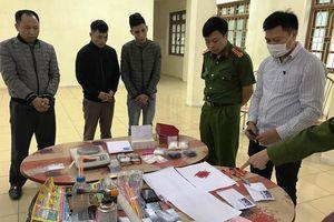 Ninh Bình: Bắt giữ chủ nhà nghỉ tàng trữ trái phép chất ma túy