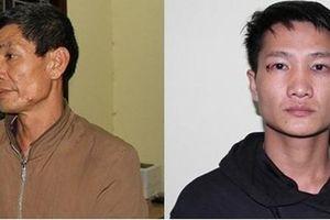 Hai bố con bị bắt sau vụ đâm chết người tại trụ sở ủy ban xã