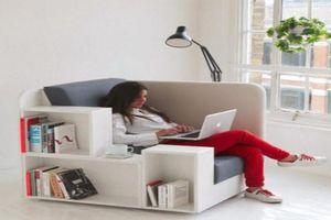 Nếu là mọt sách, bạn sẽ phát cuồng vì những mẫu ghế đọc sách độc lạ này