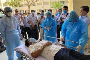 Bảo đảm tuyệt đối sức khỏe và tính mạng nhân dân - Bài 2: Kiểm soát tốt dịch bệnh