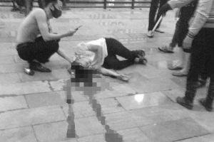 Diễn biến nhóm côn đồ đâm gục người dân trên phố đi bộ Hải Phòng