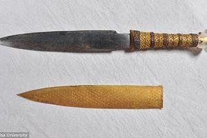 Kiếm của người cổ đại sử dụng sắt từ thiên thạch