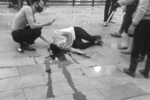 Hải Phòng: Truy tìm nhóm côn đồ đâm trọng thương một người trên phố đi bộ