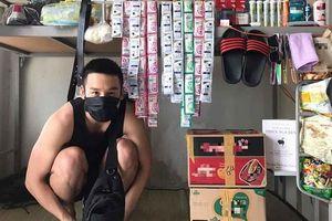 Nam vương Cao Xuân Tài khiến cộng đồng mạng 'dậy sóng' với hình ảnh cách ly bên trong KTX sinh viên ĐHQG TP.HCM