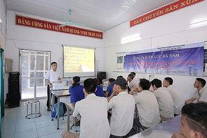 PC Hà Nam: Đẩy mạnh tuyên truyền tiết kiệm điện