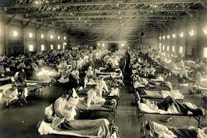 Dịch bệnh ảnh hưởng đến kết quả Nội chiến Nga và thế Chiến I