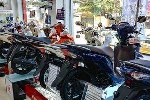 Giá xe Honda SH, SH Mode, Vision...đồng loạt giảm mạnh 'cứu' thị trường ảm đạm