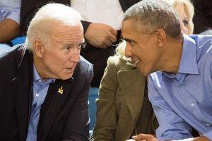 Ông Biden tham vấn ông Obama chọn liên minh cấp phó tranh cử