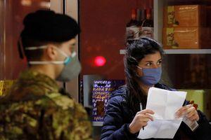 Italy có 3.957 ca nhiễm virus mới, 651 trường hợp tử vong