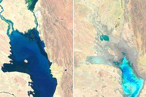 Biến đổi khí hậu đe dọa 'nguồn sống' Trái đất