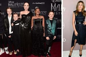 Angelina Jolie nổi giận cấm vợ cũ của Brad Pitt gặp con mình