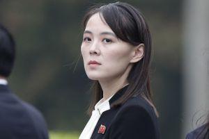 Động thái mới từ em gái Chủ tịch Triều Tiên Kim Jong-un