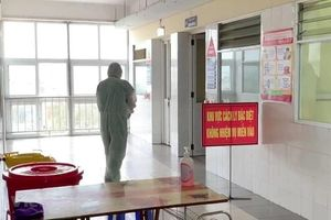 Hai ca mắc bệnh được điều trị tại Bệnh viện Lao phổi Trà Vinh
