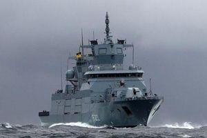 Nga 'giật mình' khi Hải quân Đức nhận thêm chiến hạm 'bá chủ biển Baltic'