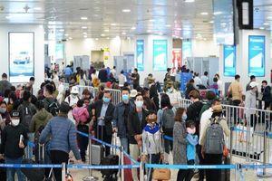 Đã có 350.000 người nhập cảnh vào Việt Nam