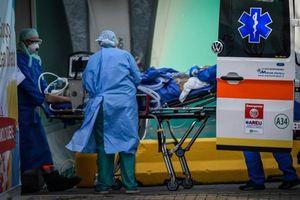 Hơn 6.000 ca tử vong do Covid-19 tại Italy