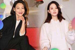 Huệ Anh Hồng sẽ hợp tác với Triệu Lệ Dĩnh trong bộ phim 'Thu Cúc đi kiện' phiên bản remake