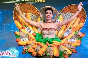 H'Hen Niê chia sẻ về Bánh mì nhân dịp được Google tôn vinh: '3 năm cấp 3 chỉ được ăn đúng 3 ổ'