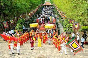 Hạn chế số lượng đại biểu dự Lễ dâng hương giỗ Tổ Hùng Vương
