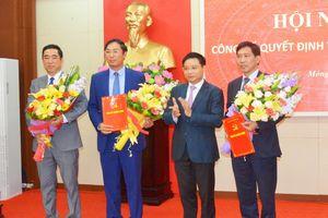 Chủ tịch UBND TP giữ chức Phó Bí thư Thành ủy Móng Cái