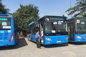 Sở Y tế TP.HCM đề xuất dừng chạy xe buýt trong 2 tuần