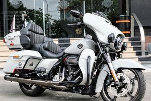 Môtô touring Harley-Davidson CVO Limited 2020 giá gần 2,3 tỷ tại VN