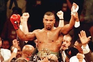 'Tay đấm thép' Tyson và cuộc gặp định mệnh với minh sư
