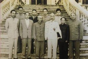 Bài 19. Chủ tịch Hồ Chí Minh ghi nhận công lao của cán bộ ngành Kiểm sát nhân dân
