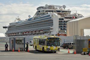 Dịch COVID-19: Du thuyền Diamond Princess được rời cảng Yokohama
