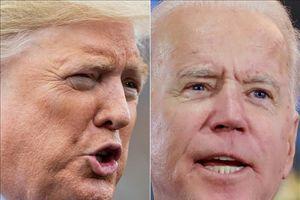 Ứng cử viên Joe Biden vượt qua Tổng thống Trump trong một cuộc thăm dò toàn quốc