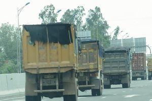 Cần nhanh chóng xử lý tình trạng xe quá tải 'cày', phá cao tốc Hạ Long- Hải Phòng