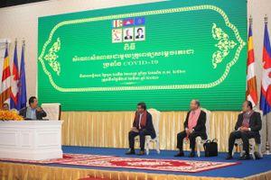 Campuchia hoãn tất cả các hội nghị quốc tế vì dịch bệnh Covid-19