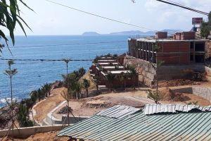 Bình Định buộc ngừng thi công 2 khu nghỉ dưỡng lấn biển