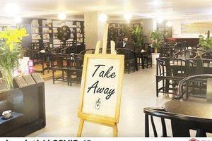 Chuỗi cà phê Trung Nguyên Legend và E-Coffee tạm dừng phục vụ tại chỗ, chuyển sang mô hình take away và bán qua Now, GrabFood