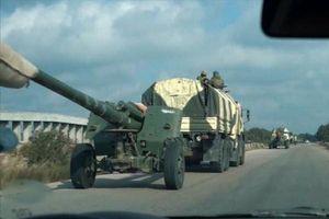 Nga-Syria tăng cường vũ khí hạng nặng tới Idlib, sẵn sàng nghiền nát phiến quân